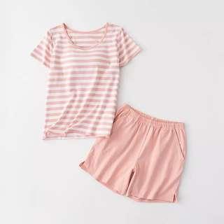 👩🏻(PO) Padded Pyjamas 2pc Set