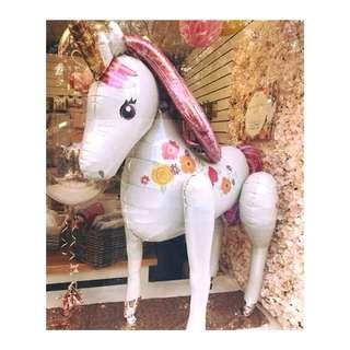 Unicorn Airwalker Balloon XXL
