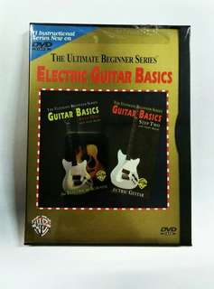 Electric Guitar Basics (The Ultimate Beginner Series)