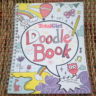 Total Girl Doodle Book
