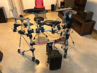 Electronic Drum set Yamaha DTXPress IV