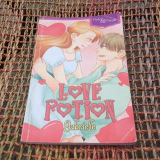 Love Potion by Gabrielle (Wattpad)