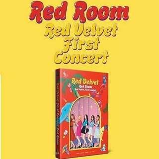 RED VELVET-RED ROOM