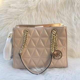 Original MK Susannah Tote Embossed Bag