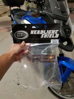 HONDA NC700 & NC750X  R&G HEADLIGHT SHIELD