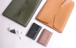 Leather Envelope Macbook Cover
