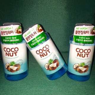 SCINIC COCONUT CLEANSING WATER