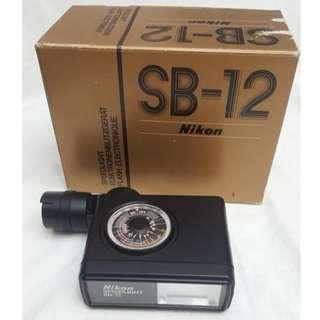 Nikon Speedlight SB-12