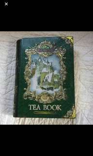 鐵製書 * Tea book