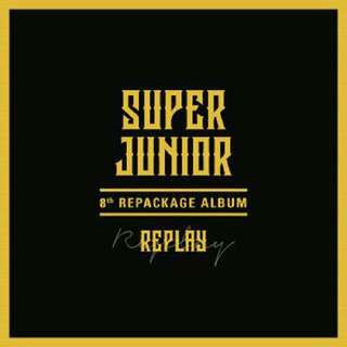 SUPER JUNIOR-REPLAY