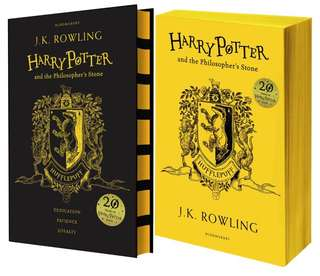 harry potter and the philosopher's stone 20th anniversary edition