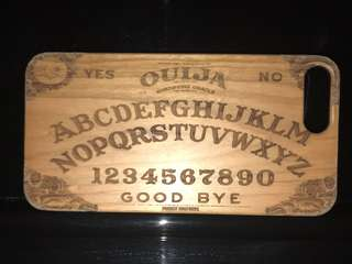 Iphone 7+ ouija board casing