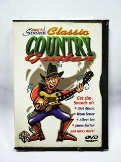 Classic Country Guitar_Steve Trovato