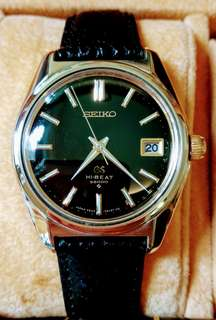 GRAND SEIKO HI-BEAT 36000 Cap Gold