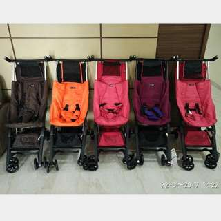 CHEAPEST! TRUSTED SELLER! Pockit Cocolatte CL788 and CL789 (Recline)