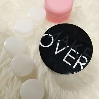 MakeOver Translucent powder 05snow ORIGINAL (SHARE IN JAR)
