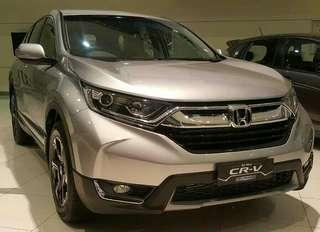 🆕Promo Terbaik Honda New CRV