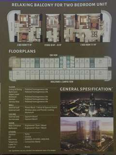 Apartemen baru U Residence tower 3
