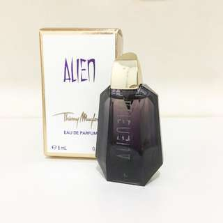 Thierry Mugler Alien Miniature