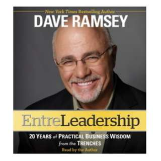 Ebook- EntreLeadership: 20 Years of Practical Business Wisdom from the Trenches
