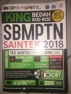 Buku SBMPTN THE KING 2018