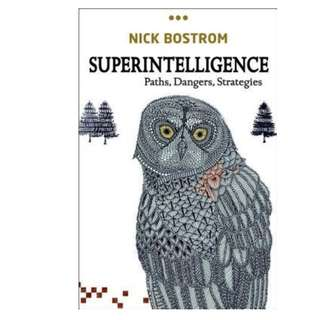 Ebook- Superintelligence: Paths, Dangers, Strategies