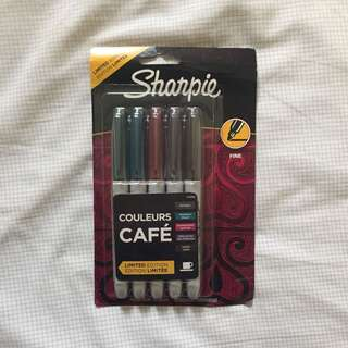 Sharpie cafe limited edition
