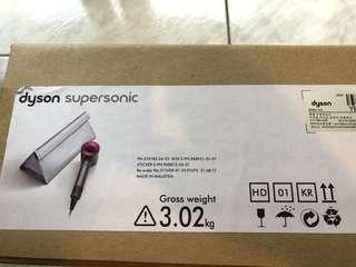 神風級DYSON HD01吹風機-全新未拆封
