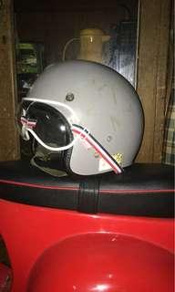 Helmet centurions vintage