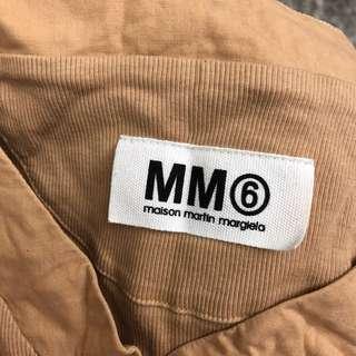 Maison Martin Margiela MM6 long sleeves top