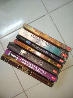 Scholastic Books Bundle [RM16 for one] [RM100 for all]