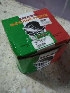 Blok block shark 65mm 65 mm 135lc lc 135