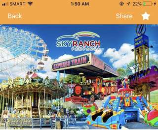 Skyranch Pampanga Ride All You Can