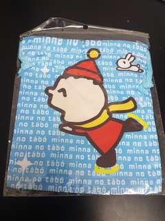 Minna No Tabo Drawstring Bag Style B
