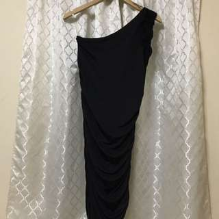 Touch me One shoulder Dress