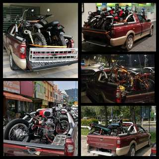Bike Rescue/ Transport / Towing
