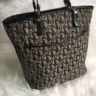 Vintage Dior tote bag