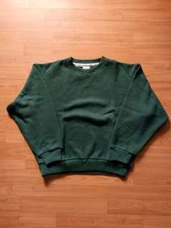 Vintage Adidas Crewneck Olive Green