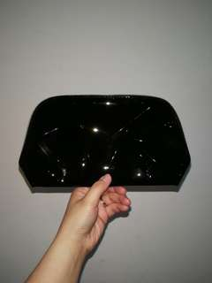 YSL Beaute Black Makeup Pouch