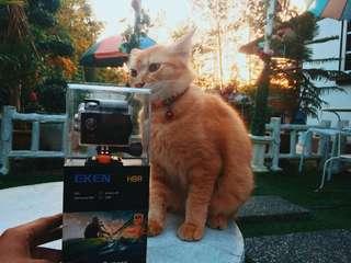 Action camera eken h9r