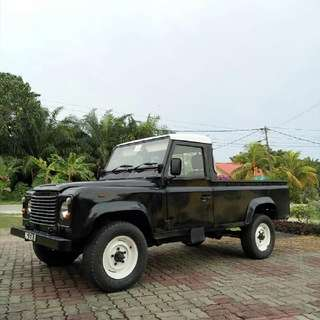 Land Rover Defender 2.5 Diesel Turbo