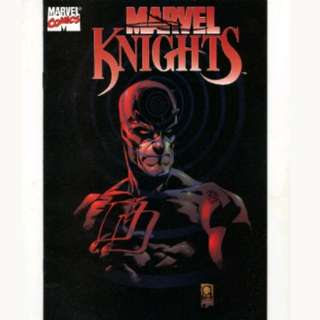 Marvel Knights Tour Book #1 Signed with Cert and sealed unopen