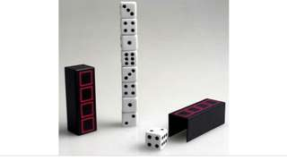 Tower of dice by Tenyo