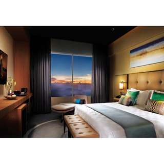 【Premier Room】Genting Maxims Hotel 29/5 to 1/6