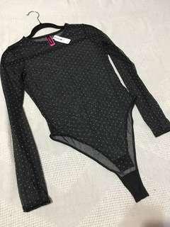 Lasenza Mesh Bodysuit