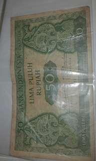 Uang lama dan langka