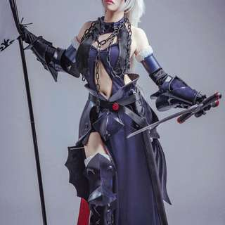Jeanne alter cosplay costume FGO