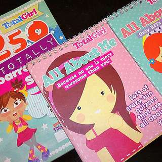 Total Girl Special Edition Books