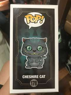 Cheshire Cat *flocked* Hot Topic