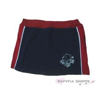 Disney Kids Girl Pooh Mini Skirt (1y, 2y, 3y)
